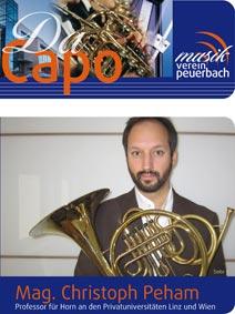 Da Capo 2013 Titelseite
