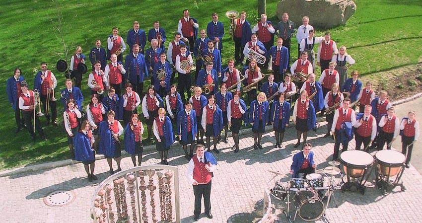 Gesamtes Blasorchester 2000