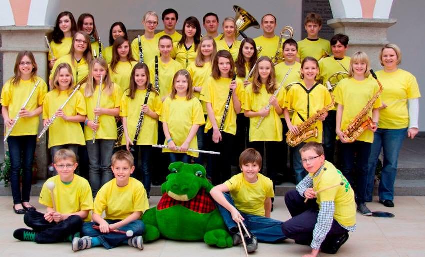 Rasselbande, Jugendorchester