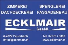 Ecklmair Logo