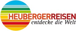 Heuberger Reisen Logo