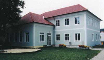 Musikheim nach dem Umbau